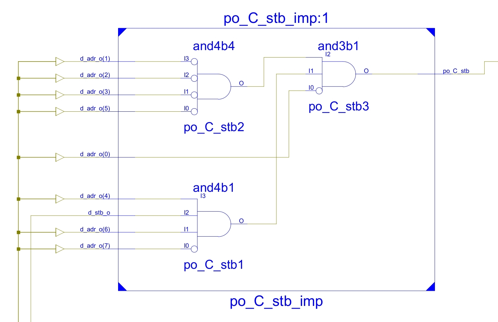 Picobomb 7segdriverinverterwiringdiagramjpg The Data On Bus D Dat O Will Be Stored In Output Ports Eight Internal Flip Flops Q Outputs Of Which Drive Port C Shown Figure 2