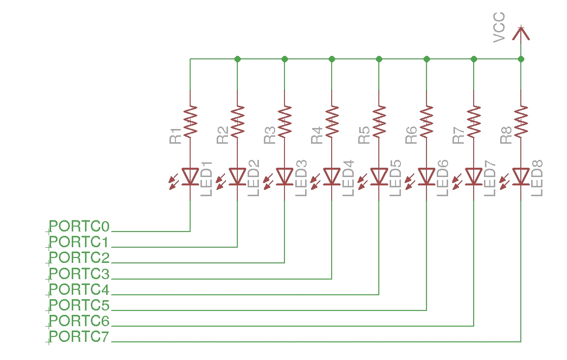 Picobomb The Each Led Symbol Into 7segment Display It May Look Like This A Logic 0 Will Turn On An As There Is More Than 2v Needed Across For Current To Flow