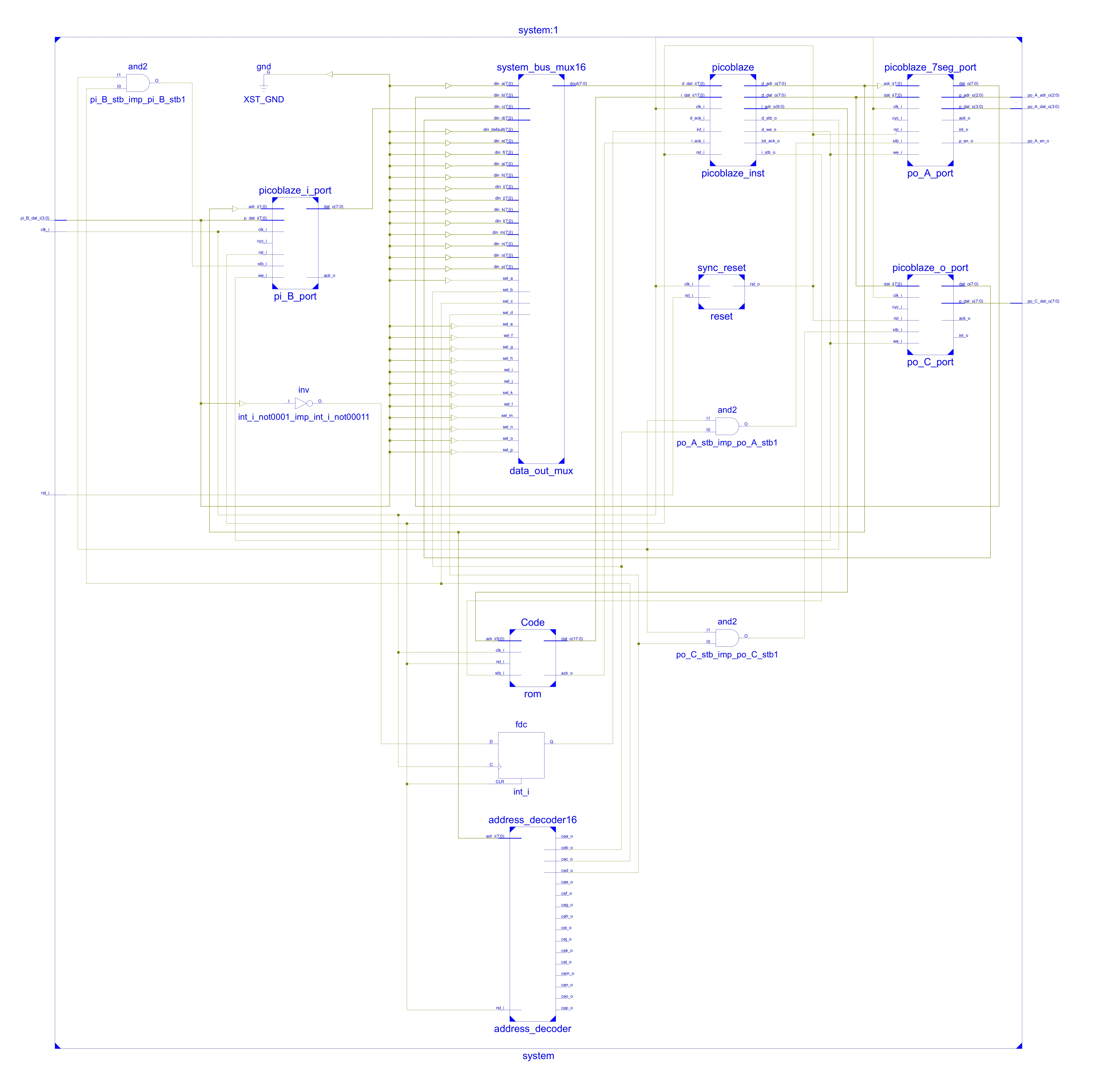 Picobomb 7segdriverinverterwiringdiagramjpg Need A Turn Around Period Where No Device Is Driving The Bus Modern Fpga Design Tend To Use Logic Based Multiplexer As It Simplifies Designs