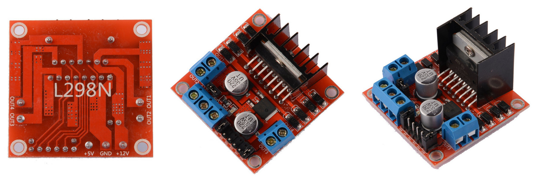 Roach V2 A Cheap Microbit Robot In Addition To This Circuit We Also Recommend The Other Dc Motor Figure 1 L298 Driver