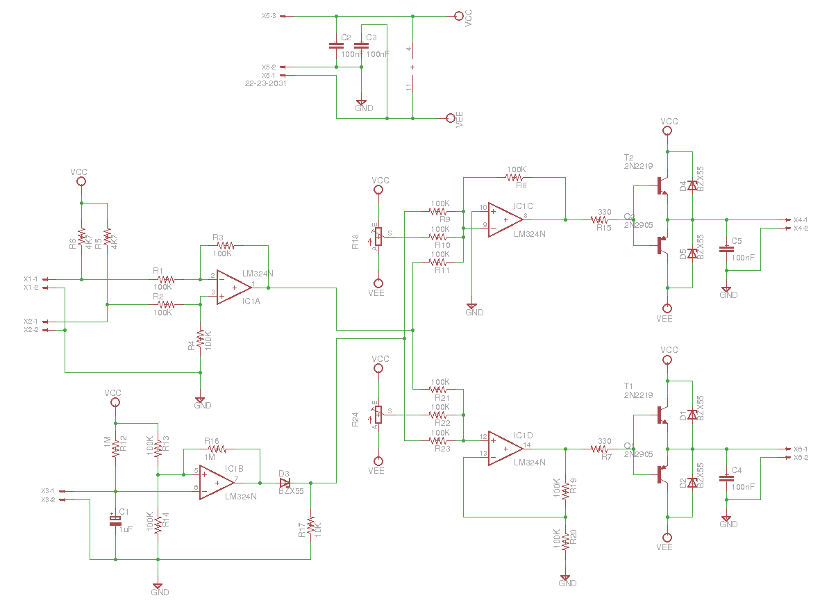 Went Thought A Lot Of Wiring Diagrams And Eventually Settled On This Zergling Beam Robot Figure 9 Schematic V20