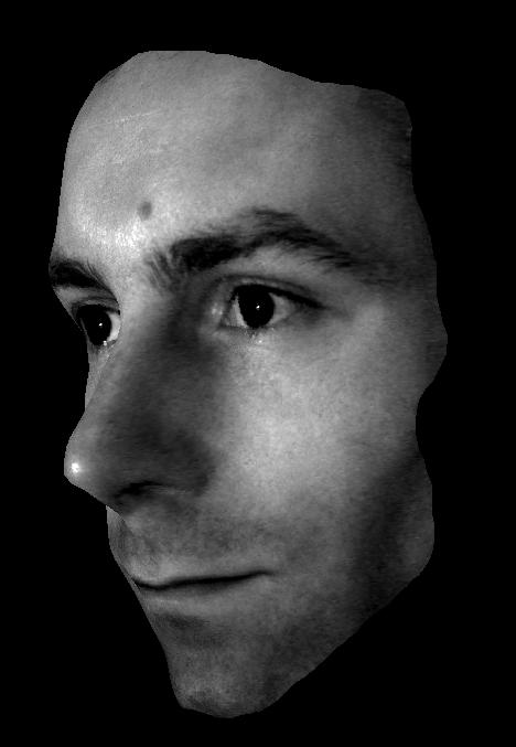 The UoY 3D face dataset