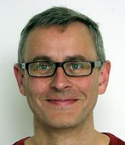 Head shot of Paul Cairns