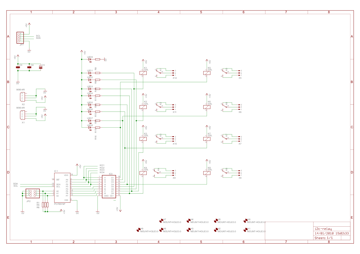 simple led schematics  simple  free engine image for user